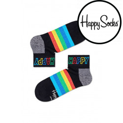 Ponožky Happy Socks Athletic Rainbow Stripe (ATSTR13-9300)