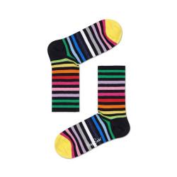 Ponožky Happy Socks Athletic Striped Mid High Sock (ATSTR14-9300)