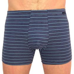 Pánské boxerky Andrie modrošedé (PS 5376 B)