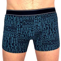 Pánské boxerky Andrie tmavě modré (PS 5374 A)