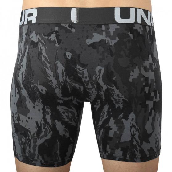 3PACK pánské boxerky Under Armour vícebarevné (1363615 002)