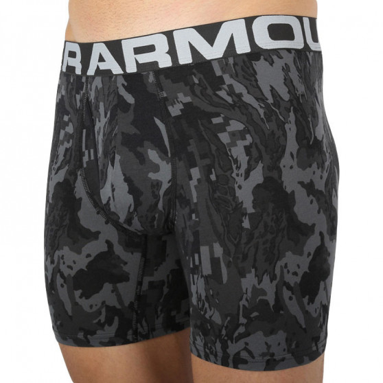 3PACK pánské boxerky Under Armour nadrozměr vícebarevné (1363615 002)