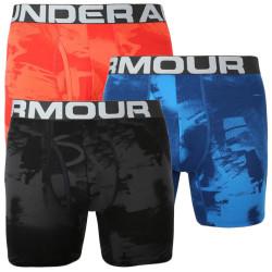 3PACK pánské boxerky Under Armour vícebarevné (1363615 003)