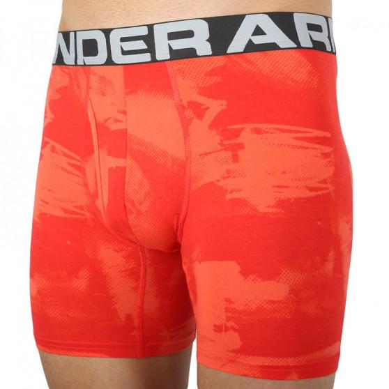 3PACK pánské boxerky Under Armour nadrozměr vícebarevné (1363615 003)