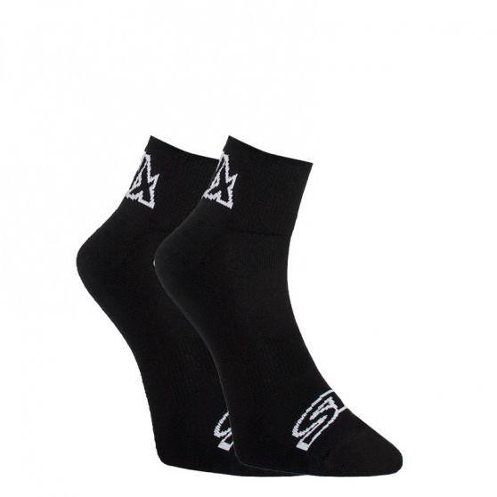 3PACK ponožky Styx kotníkové černé (HK9606060)
