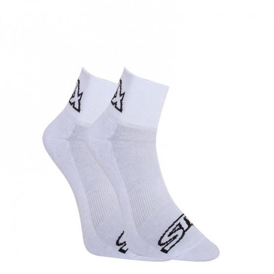 3PACK ponožky Styx kotníkové bílé (HK10616161)