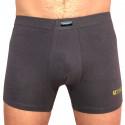 Pánské boxerky Andrie šedé (PS 5086 B)
