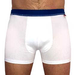 Pánské boxerky Andrie bílé (PS 5116 A)