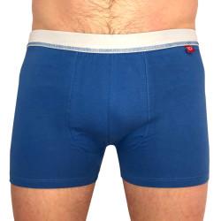 Pánské boxerky Andrie modré (PS 5116 C)