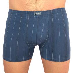 Pánské boxerky Andrie modrošedé (PS 5131 C)