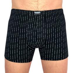 Pánské boxerky Andrie černé (PS 5431 B)