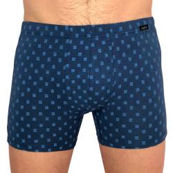 Pánské boxerky Andrie modré (PS 5433 A)