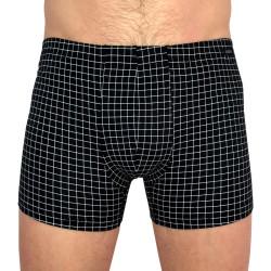 Pánské boxerky Andrie černé (PS 5468 A)
