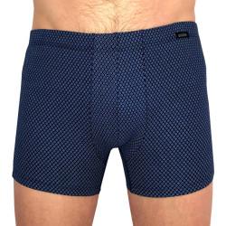 Pánské boxerky Andrie tmavě modré (PS 5518 A)