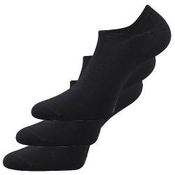 3PACK ponožky Lonka černé (Dexi)