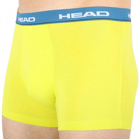 2PACK pánské boxerky HEAD vícebarevné (891003001 008)