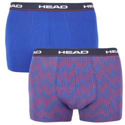 2PACK pánské boxerky HEAD modré (100001415 003)