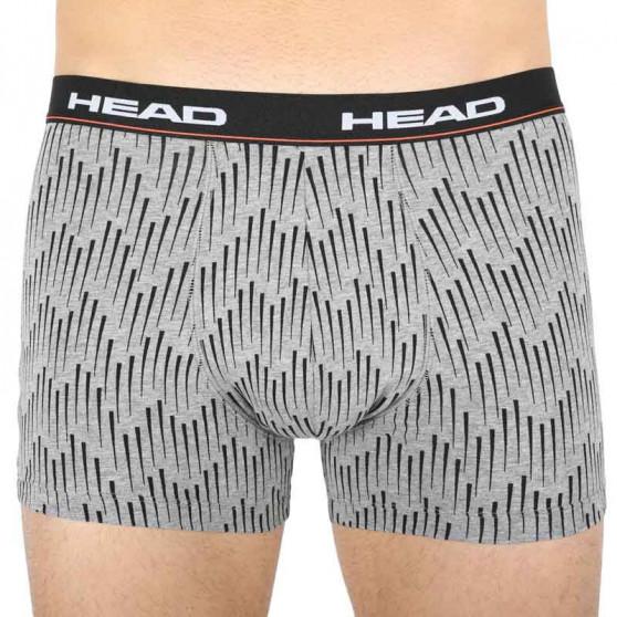 2PACK pánské boxerky HEAD vícebarevné (100001415 004)