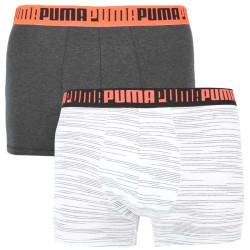 2PACK pánské boxerky Puma vícebarevné (100001140 004)