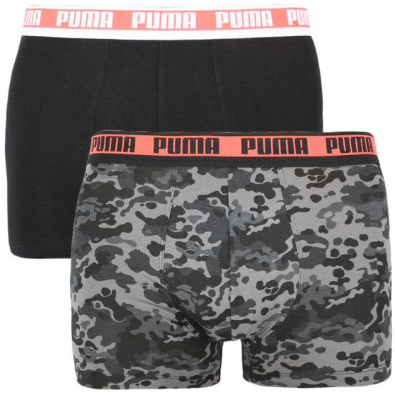2PACK pánské boxerky Puma vícebarevné (100001141 004)