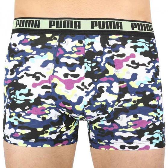 2PACK pánské boxerky Puma vícebarevné (100001141 001)