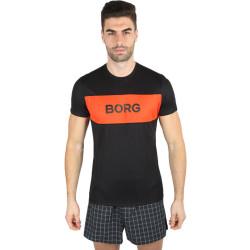 Pánské sportovní tričko Bjorn Borg černé (2041-1119-90651)