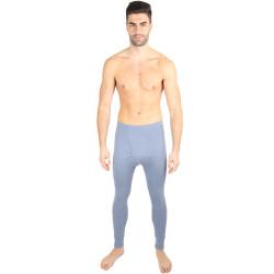 Pánské spodky Gino modrošedé (76001)