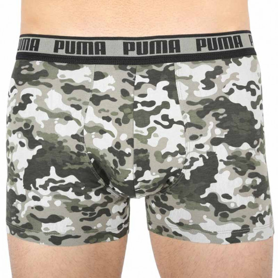 2PACK pánské boxerky Puma vícebarevné (100001141 003)