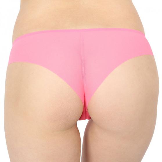 2PACK dámské kalhotky brazilky Puma růžové (100001263 004)