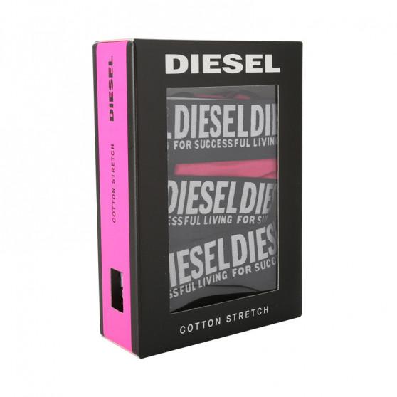 3PACK dámská tanga Diesel vícebarevná (00SE0K-0NAZU-E5437)