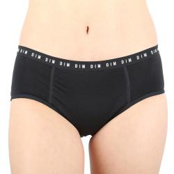 Dámské kalhotky DIM menstruační černé (D0AYB-0HZ)
