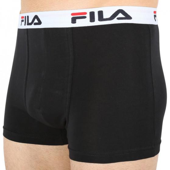 Pánské boxerky Fila černé (FU5016-200)