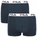 2PACK pánské boxerky Fila modré (FU5016/2-321)