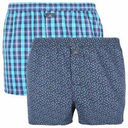 2PACK pánské trenky S.Oliver modré (26.899.97.8795.12E3)