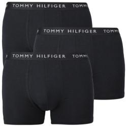 3PACK pánské boxerky Tommy Hilfiger černé (UM0UM02203 0VI)
