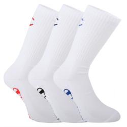 3PACK ponožky Champion bílé (Y0B09)