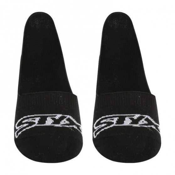 Ponožky Styx extra nízké černé (HE960)