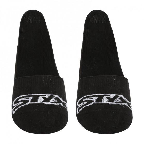 3PACK ponožky Styx extra nízké černé (HE9606060)