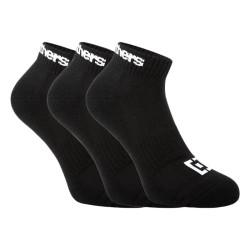 3PACK ponožky Horsefeathers rapid premium černé (AA1078A)