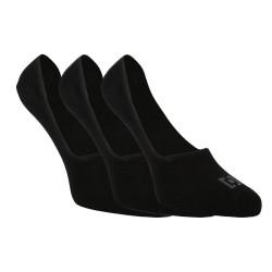 3PACK ponožky Horsefeathers černé (AM112A)