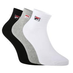 3PACK ponožky Fila vícebarevné (F9303-700)