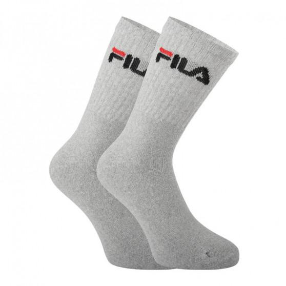 3PACK ponožky Fila vícebarevné (F9505-700)
