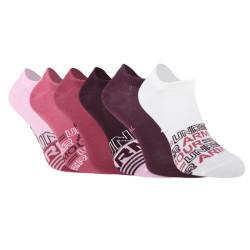 6PACK ponožky Under Armour vícebarevné (1332981 678)