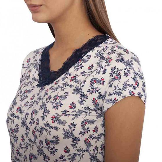 Dámská noční košile Cocoon Secret nadrozměr vícebarevná (COC4068-KG)