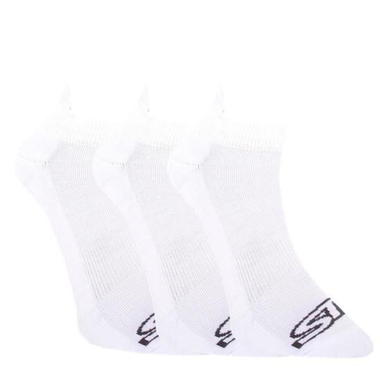 3PACK ponožky Styx nízké bílé (HN10616161)