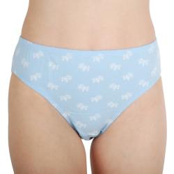 Dámské kalhotky Gina modré (10213)