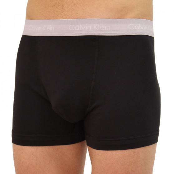3PACK pánské boxerky Calvin Klein černé (U2662G-M9F)