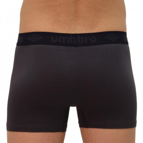 2PACK pánské boxerky Umbro vícebarevné (UMUM0306 A)