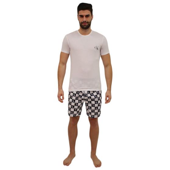 Pánské pyžamo CK ONE vícebarevné (NM2128E-JG2)