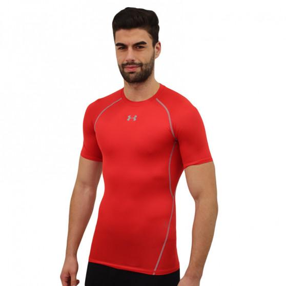 Pánské sportovní tričko Under Armour červené (1257468 600)